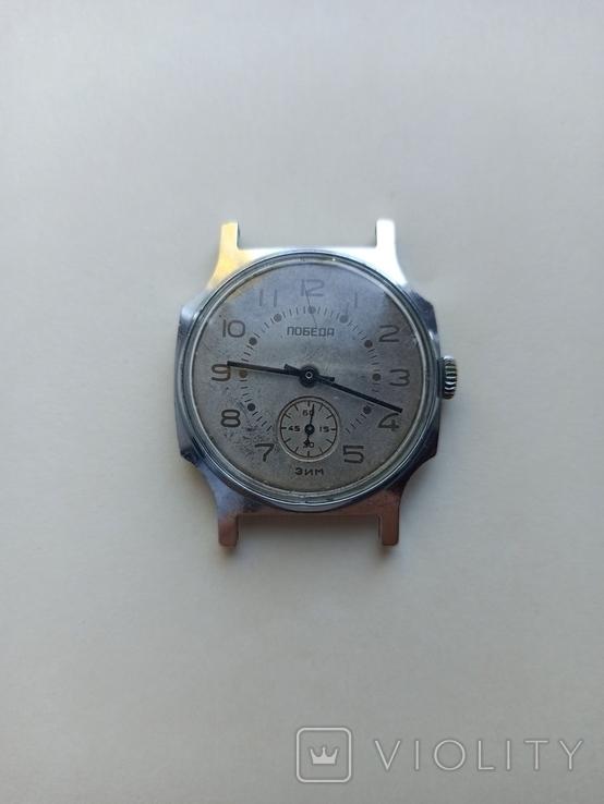 Часы победа зим 2602, фото №4