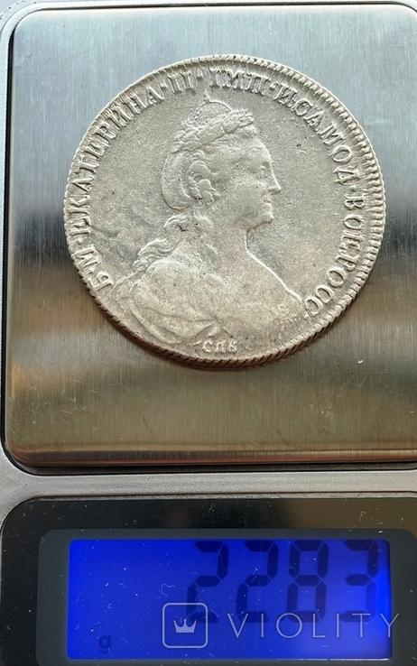 1 рубль 1777 года., фото №9
