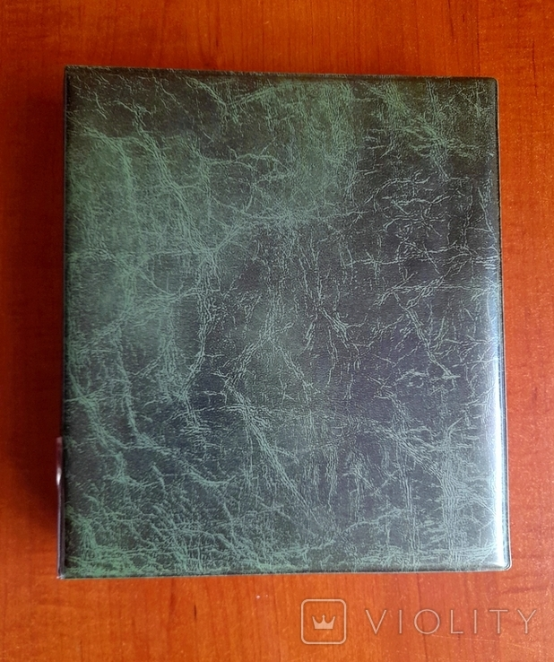 Альбом для монет для 192 холдерів, фото №3