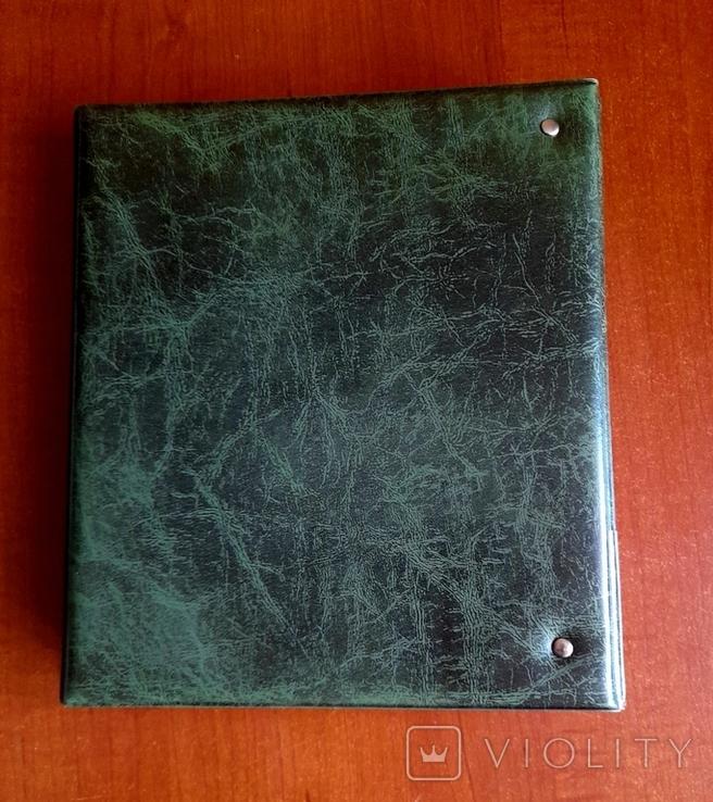 Альбом для монет для 192 холдерів, фото №6