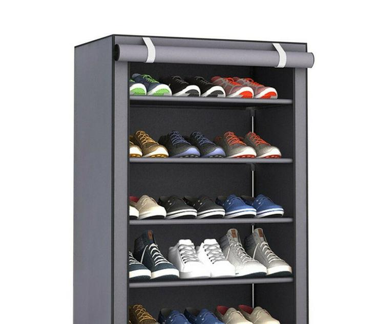 Тканевый шкаф для обуви В5 TV10027 (60х30х90 см), фото №3