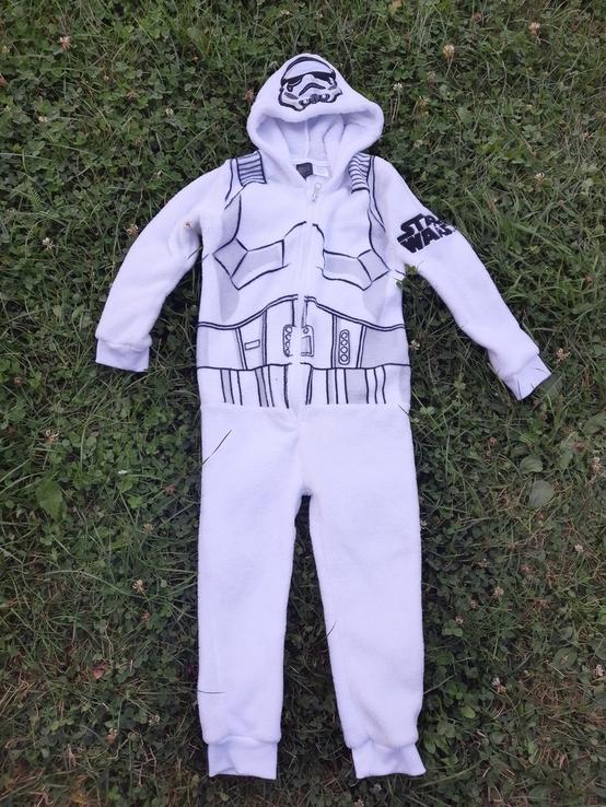 Дитячий комбінезон для спання Star Wars., фото №2