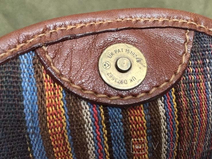 Кожаная сумка borella, фото №11