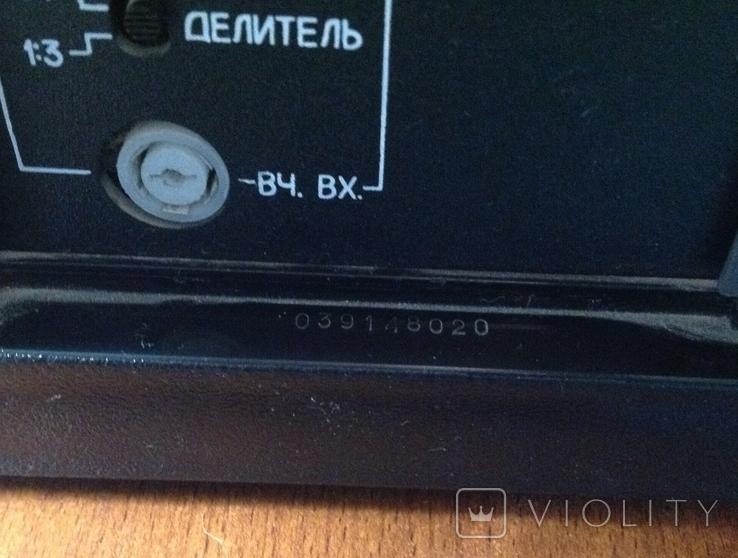 Электроника ВМ12, фото №11