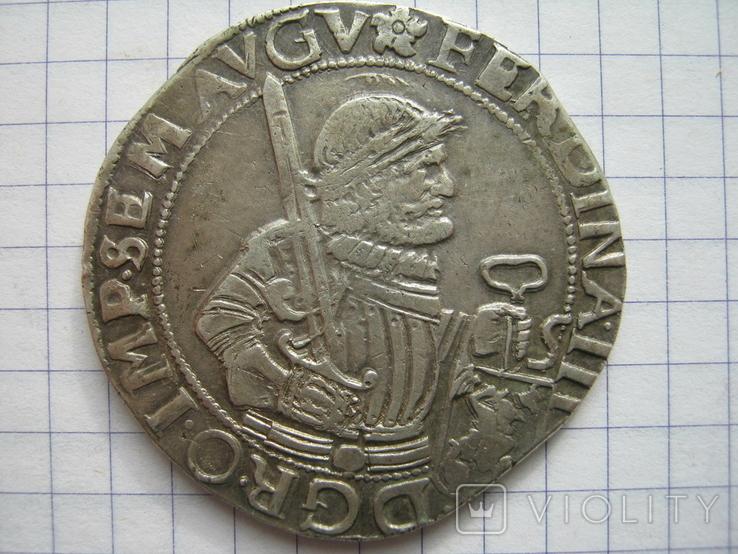 Талер 1655 Цволле, фото №2