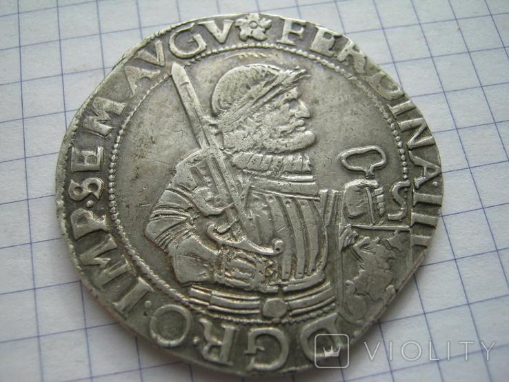 Талер 1655 Цволле, фото №4