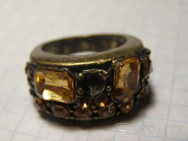 Кольцо с утратами, фото №7