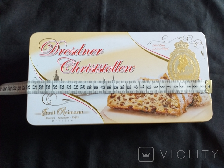 Дрезденский кекс, фото №5