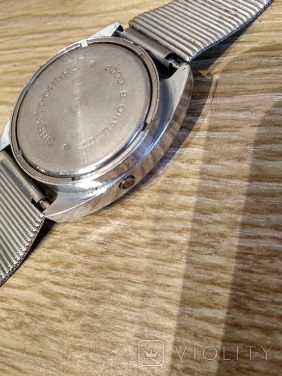Часы электроника 1 СССР работают, фото №9