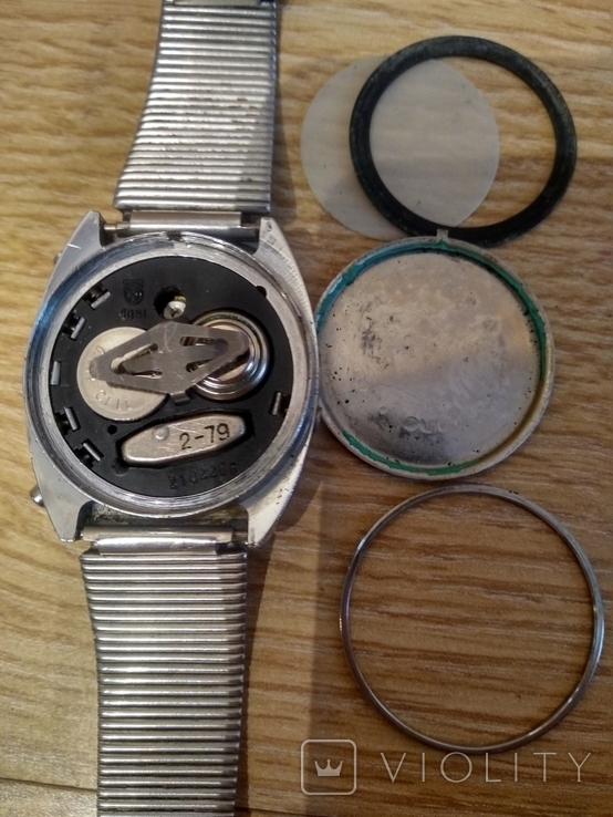 Часы электроника 1 СССР работают, фото №11