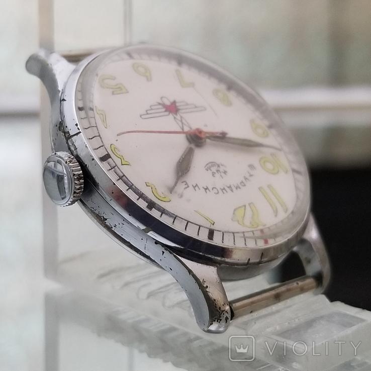 Часы Штурманские (на ходу), фото №6