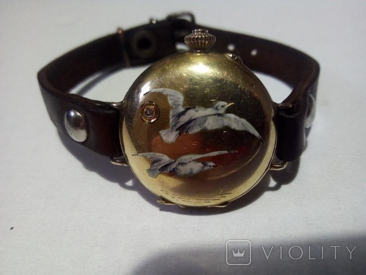 Часы Золото 587 проба (585), фото №2
