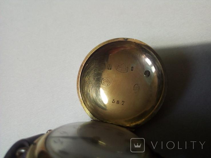 Часы Золото 587 проба (585), фото №4