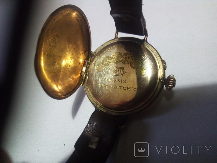 Часы Золото 587 проба (585), фото №6