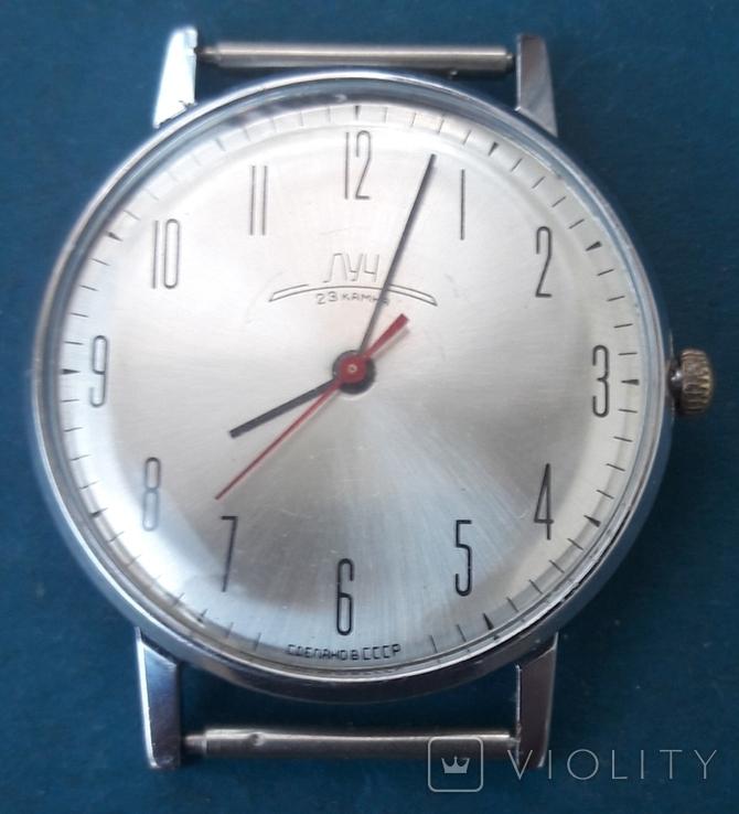 Часы луч, фото №4