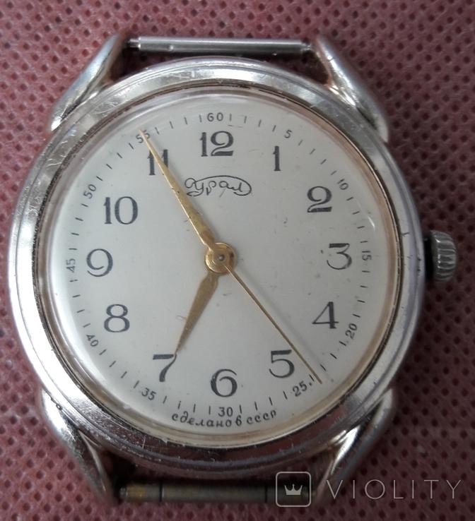 Часы урал, фото №2