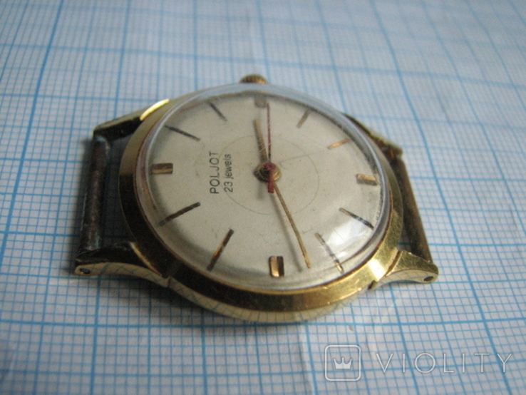 Часы Полёт AU - 20, фото №4