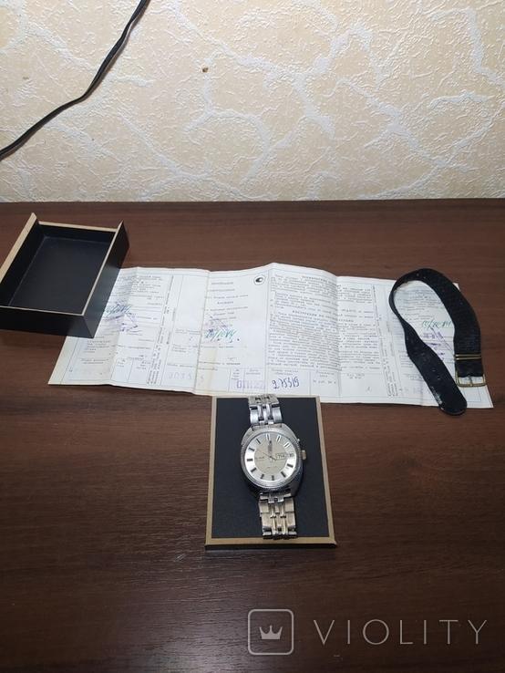 Часы Слава 26 камней, фото №4