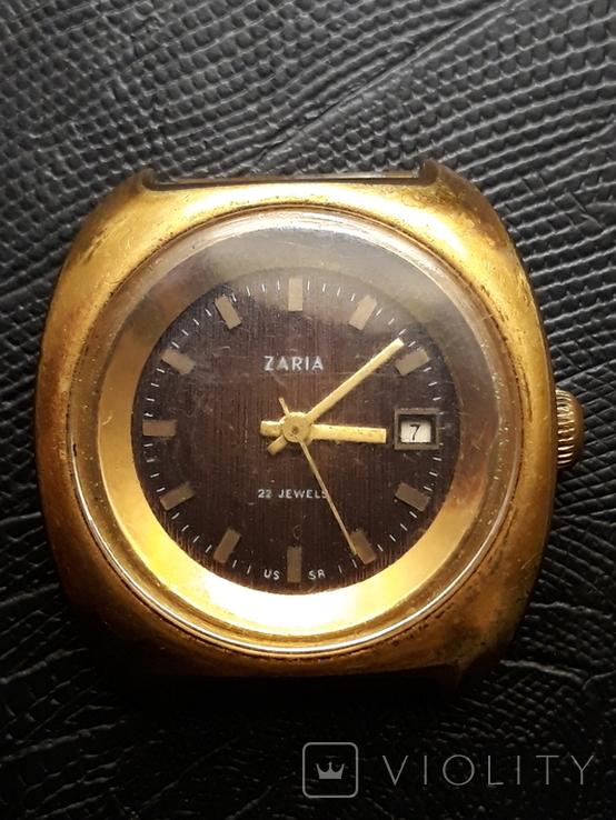 Часы ZARIA СССР, фото №4
