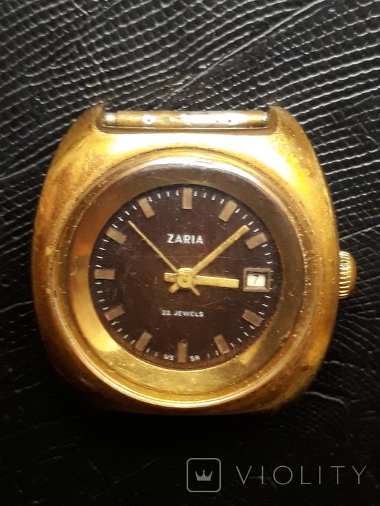 Часы ZARIA СССР, фото №2