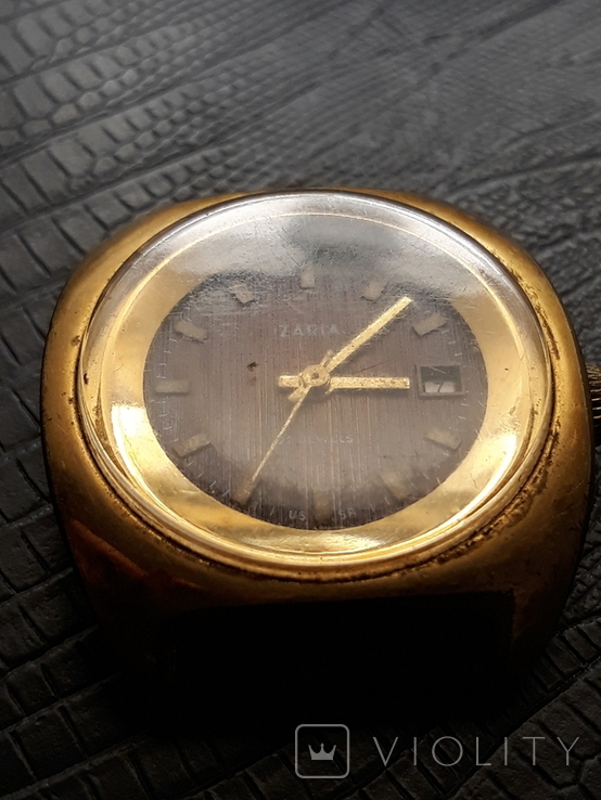 Часы ZARIA СССР, фото №5