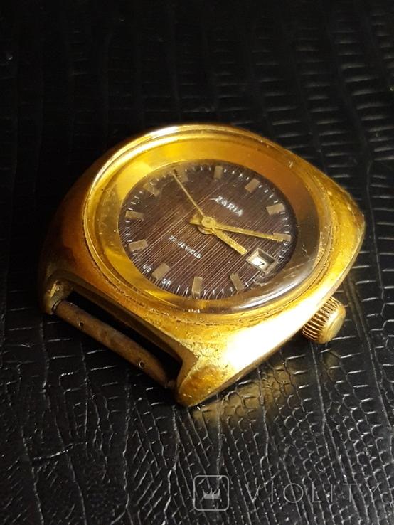 Часы ZARIA СССР, фото №6
