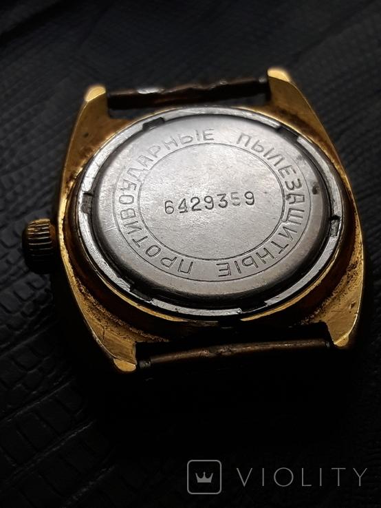 Часы ZARIA СССР, фото №7