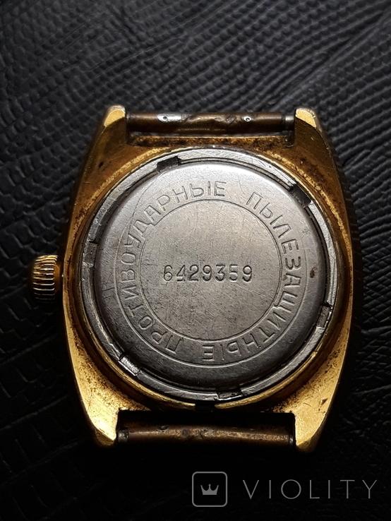 Часы ZARIA СССР, фото №8