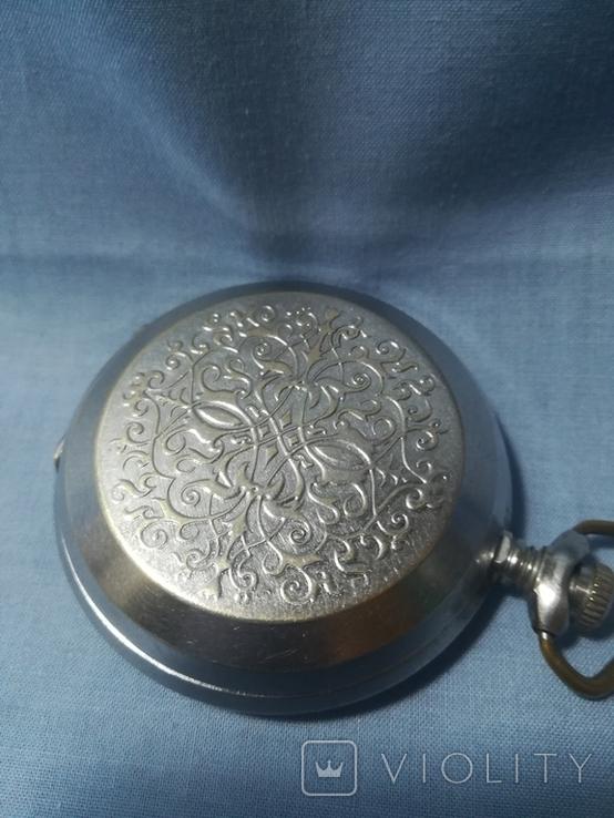 Часы карманные Молния., фото №8