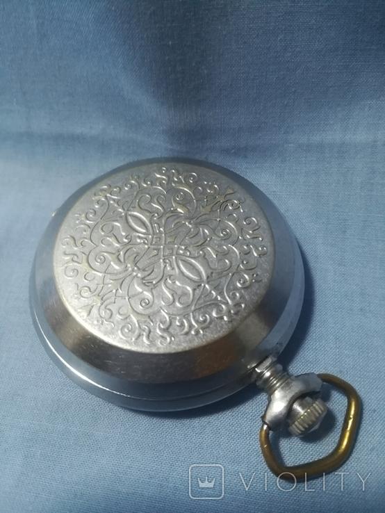 Часы карманные Молния., фото №9