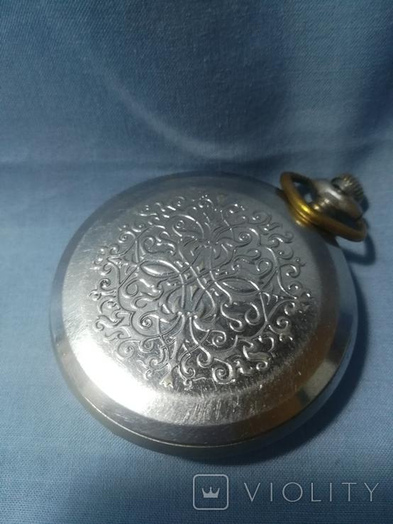 Часы карманные Молния., фото №10