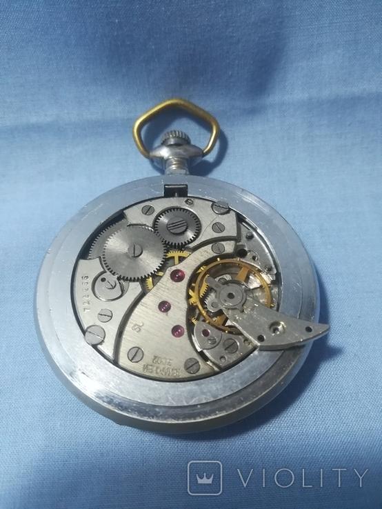 Часы карманные Молния., фото №12