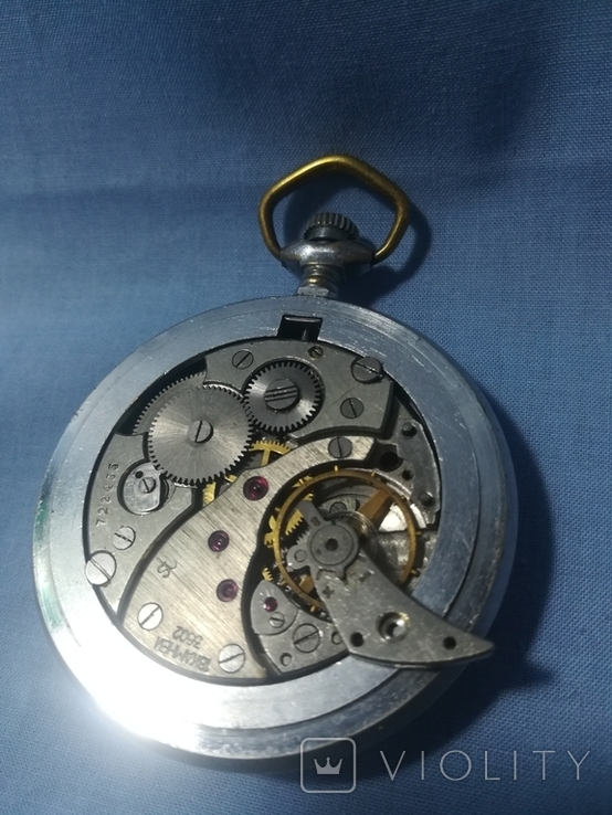 Часы карманные Молния., фото №13