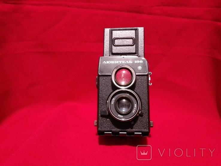 Фотоаппарат любитель 166, фото №2