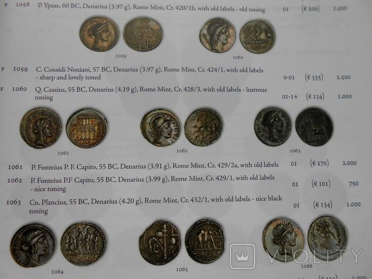 2008 г. Аукционник Thomas Hoiland Montauktion Монеты Награды 320 стр. Тираж ? (2000), фото №3