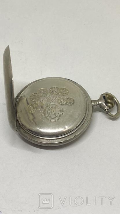 Часы карманные За веру царя и отечество, фото №4