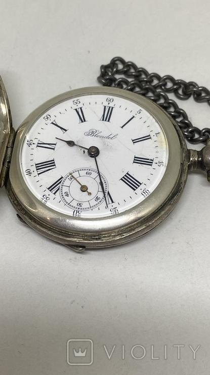 Часы карманные За отличную стрельбу, фото №4