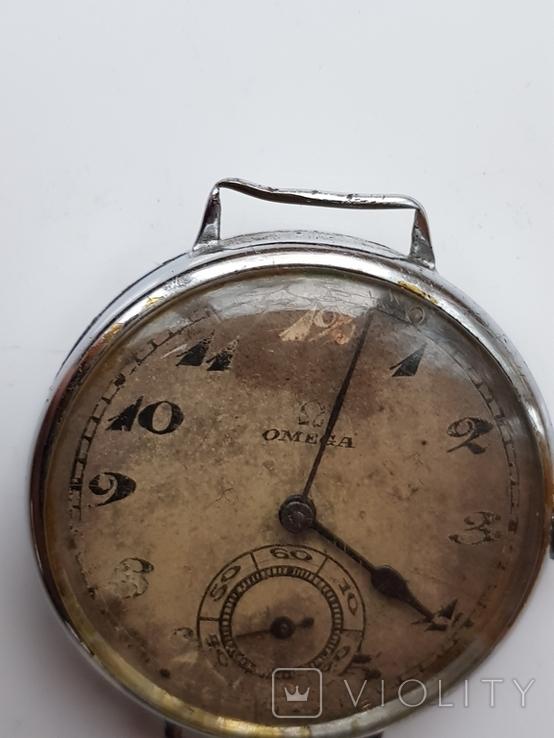 Часы Omega на ходу, фото №4