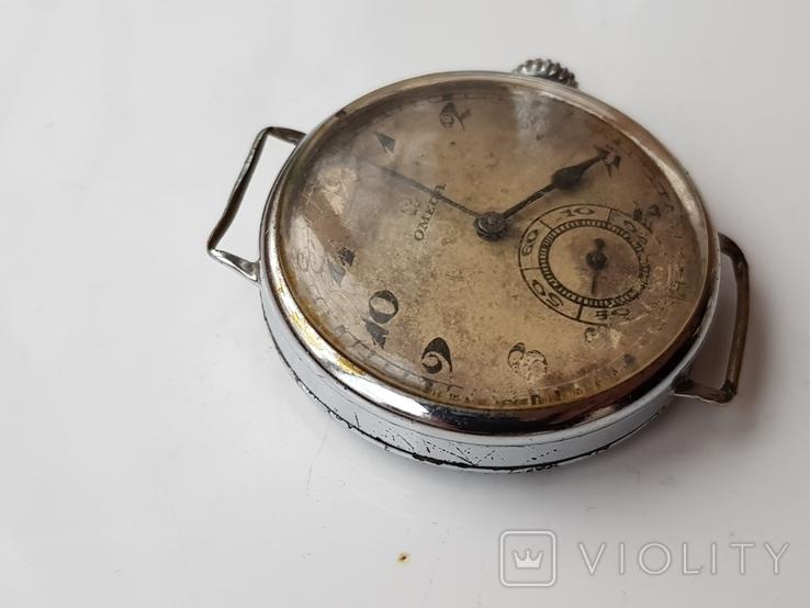 Часы Omega на ходу, фото №5