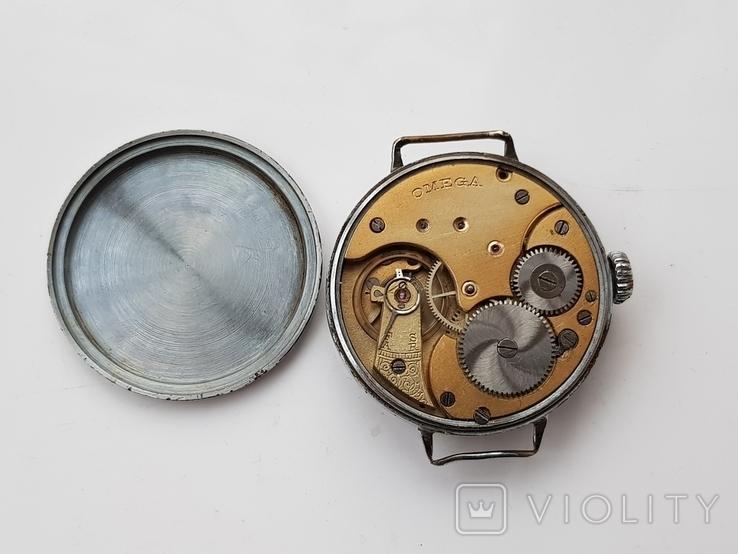Часы Omega на ходу, фото №8