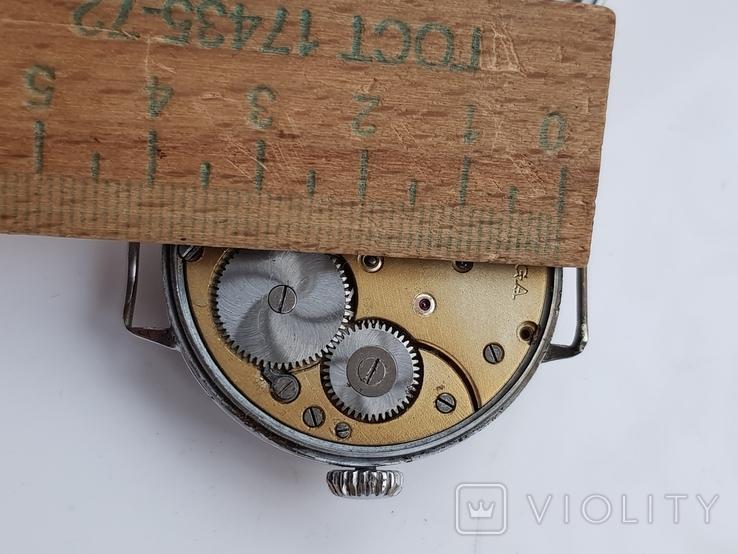 Часы Omega на ходу, фото №10