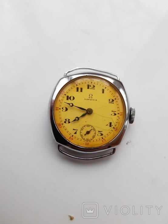 Часы Omega на ходу, фото №3