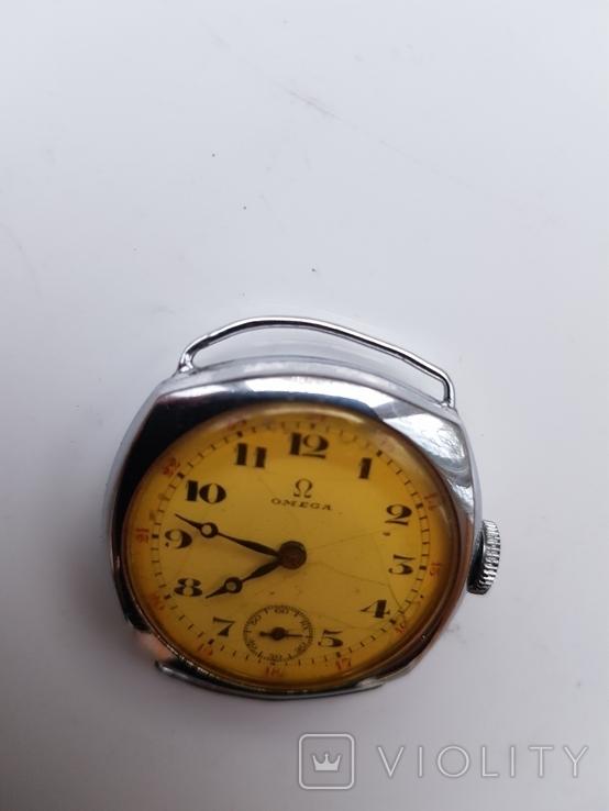 Часы Omega на ходу, фото №7