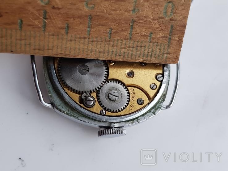 Часы Omega на ходу, фото №11