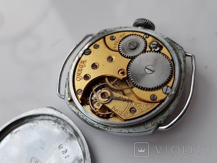 Часы Omega на ходу, фото №12