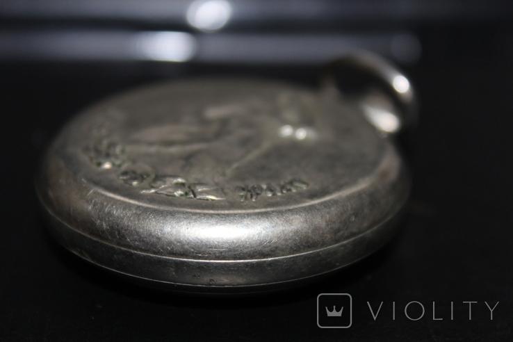 Карманные часы Молния СССР Сказ об Урале, фото №7