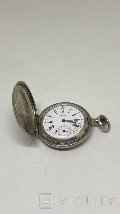 Часы карманные E.Mozer 84 пр, фото №3