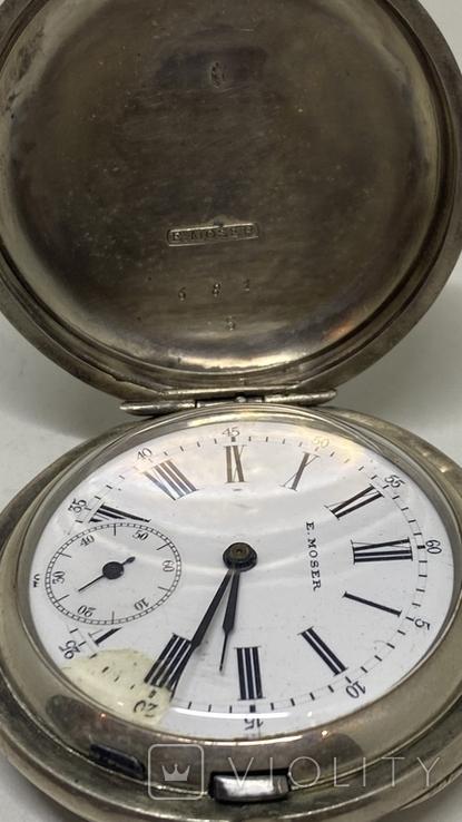 Часы карманные E.Mozer 84 пр, фото №4