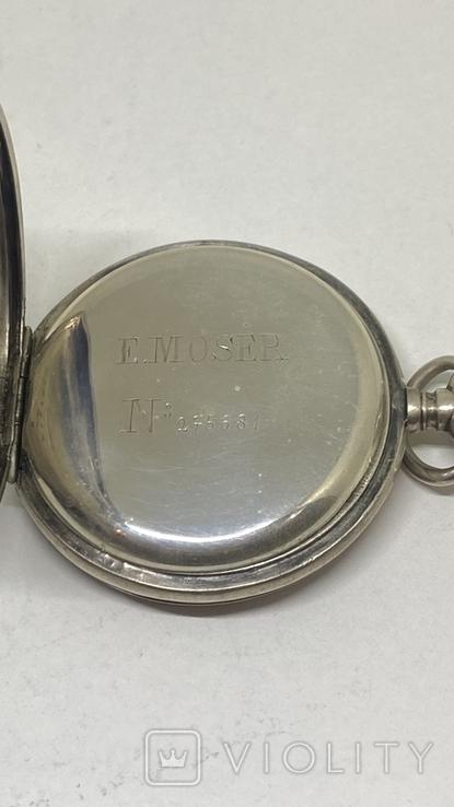 Часы карманные E.Mozer 84 пр, фото №6