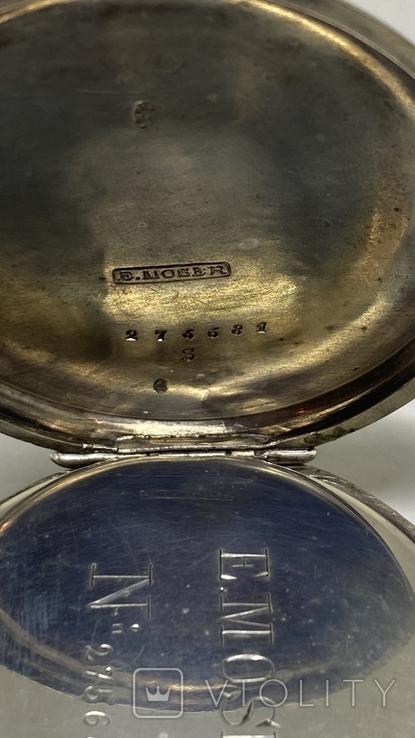 Часы карманные E.Mozer 84 пр, фото №7